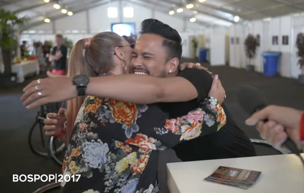 Bospop 2017 | Anastacia meets Sonny Sinay