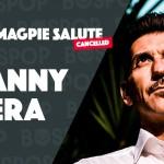 THE MAGPIE SALUTE  CANCELT TOUR, DANNY VERA ALS VERVANGING
