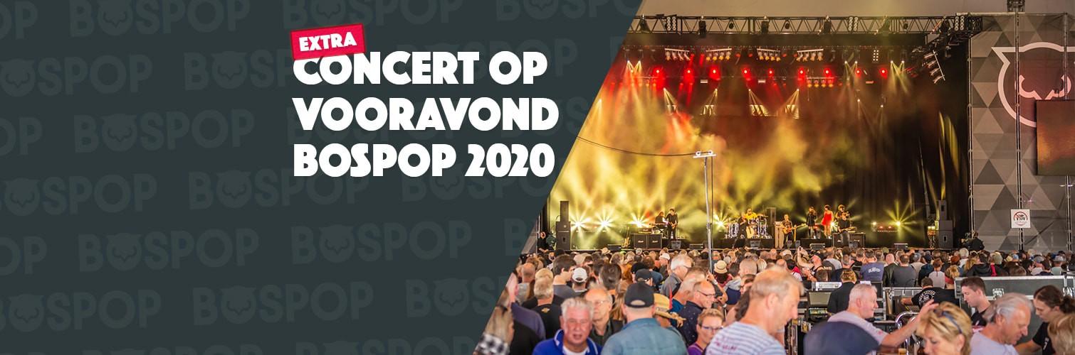 40ste editie Bospop drie dagen