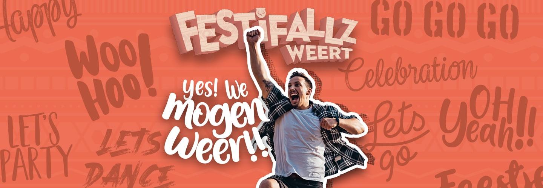 Bospop: Green light for new FestiFallz festival on 8, 9 and 10 October 2
